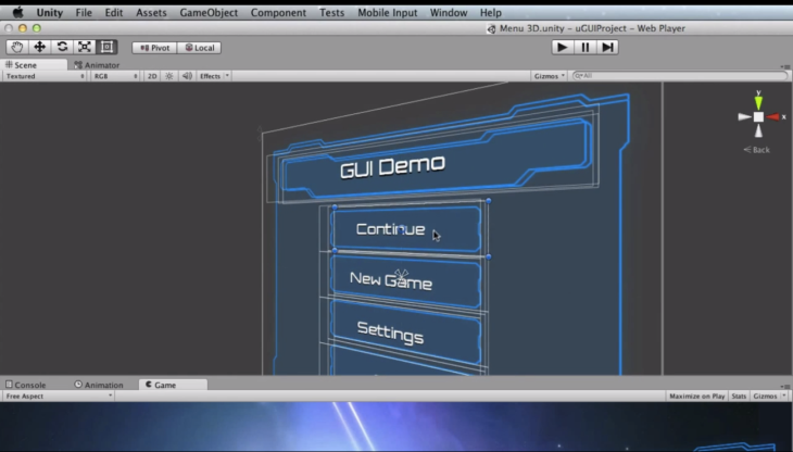 Unity Shows Off How Its Long Awaited GUI Editor Will Work | TechCrunch