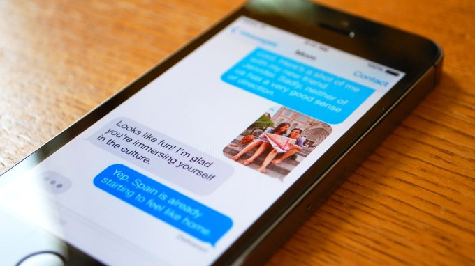 Scheduled is a new app that lets you schedule your text messages
