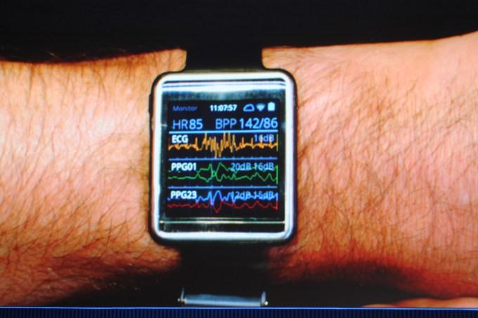 SIMBand demo Samsung
