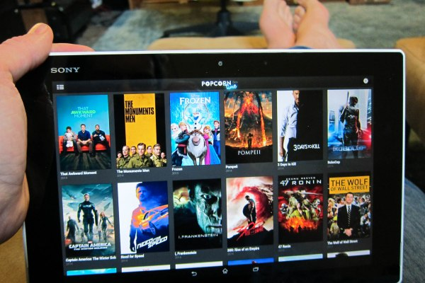 Popcorn Time Is Now On Android – TechCrunch