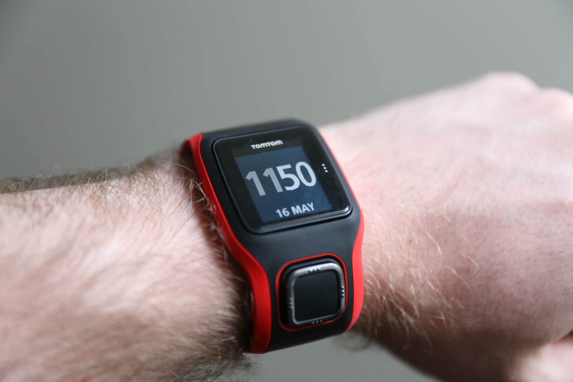 Tomtom Cardio Gps Watch Review Put Your Heart Rate In The