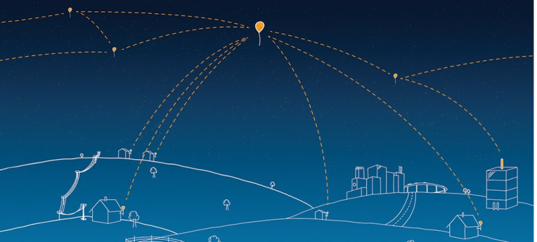 One Of Google S Project Loon Balloons Crashed Into Power Lines In Washington State Techcrunch