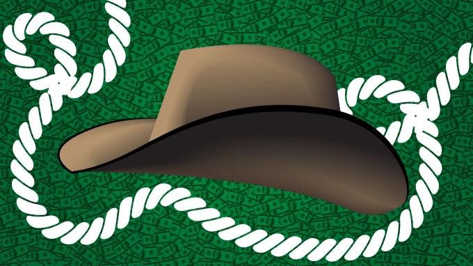 cowboy money