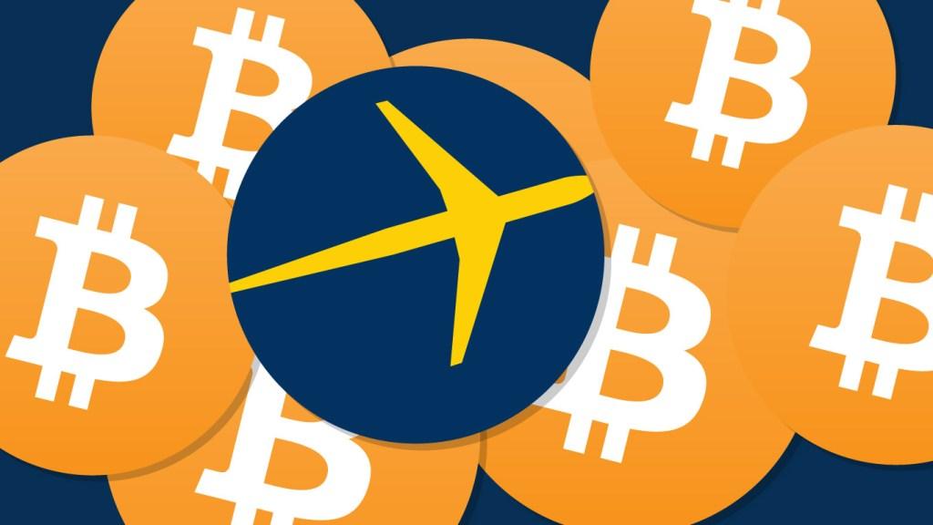 expedia bitcoin
