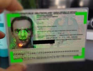 IDnow Scans Holograms In ID Cards To Verify Your Identity Online
