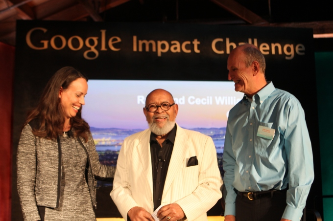 Google Impact Challenge The Health Trust