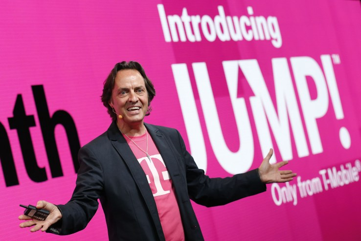 T-Mobile Stops Counting Data Used With Spotify, Pandora, And