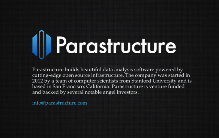 Dropbox Has Quietly Acquired Parastructure A Big Data Startup In