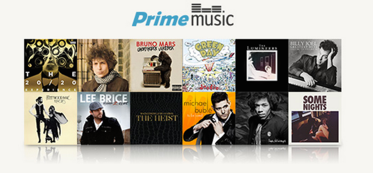 "Amazon Prime Music Takes On Pandora With Addition Of ""Prime"