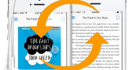Amazon Adds Audible Integration To iOS And Android Kindle