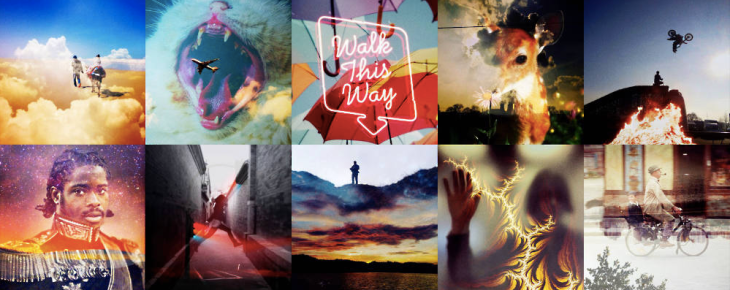 Double-Exposure Photo-Sharing App Dubble Makes Its First