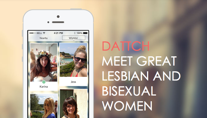 Lesbian dating app uk