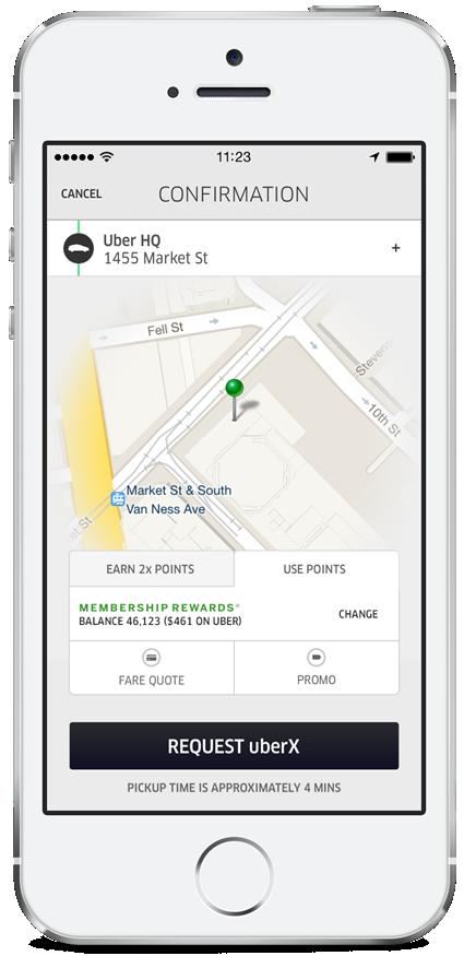 UberAmex