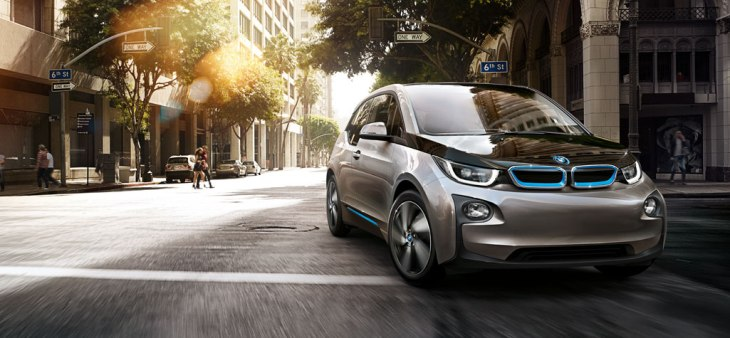 Bmw Reaches 100 000 Electric Vehicle Sales Target For 2017 Techcrunch