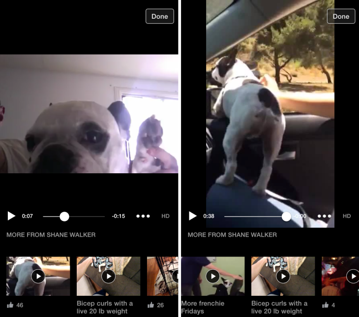 Facebook Tries Being A TV Channel With New Mobile Video