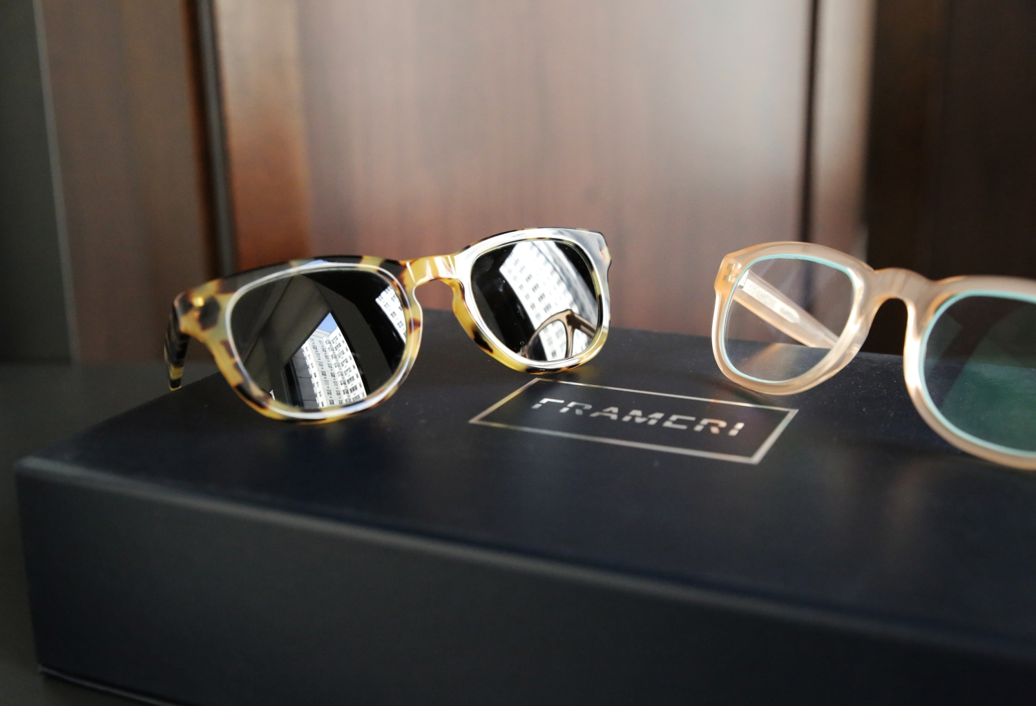 Frameri Eyes Up Warby Parker, Launches Eyewear With Interchangeable ...