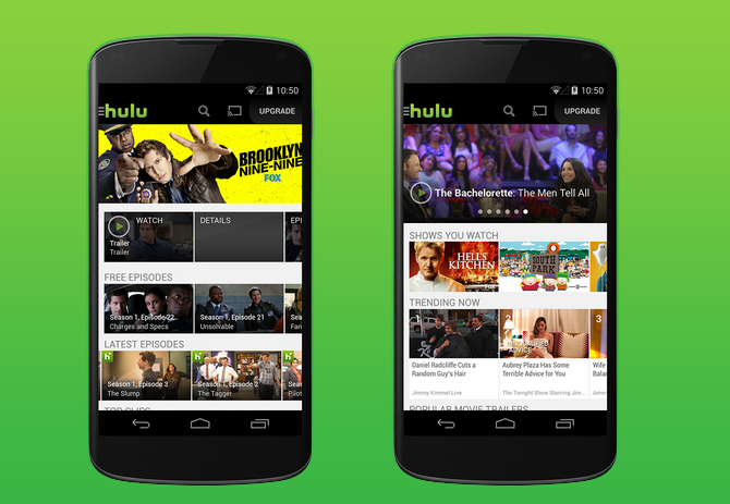 You Can Now Watch (Some) Shows On Hulu For Android Without Hulu Plus