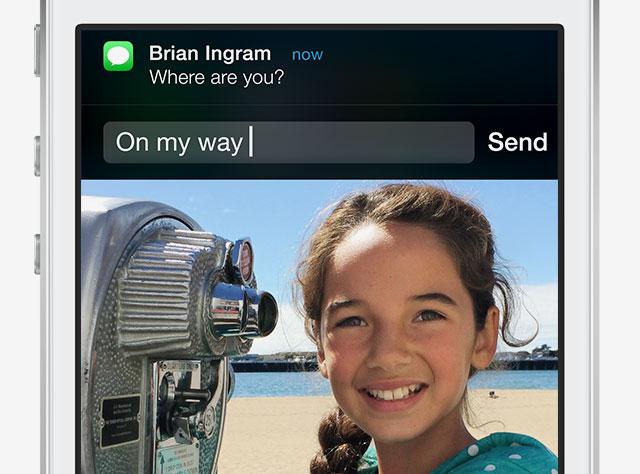 iOS 8 tip