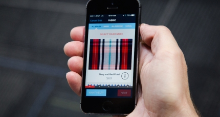 With A Mobile App, MTailor Offers Custom-Fit Tailored Shirts For