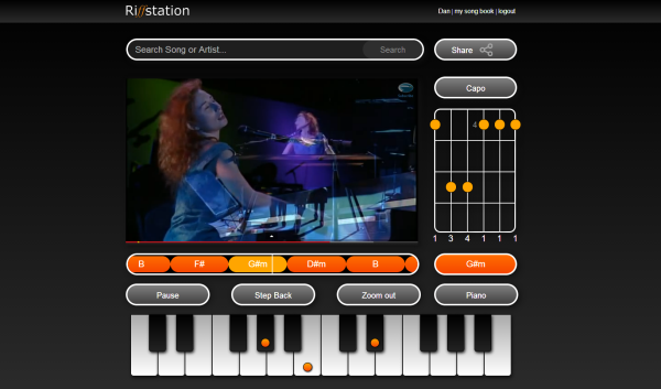 Riffstation Play Makes It Easy To Play Along With YouTube Music