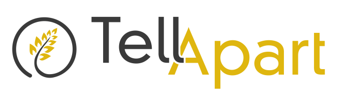 TellApart logo_GrayGold (1)