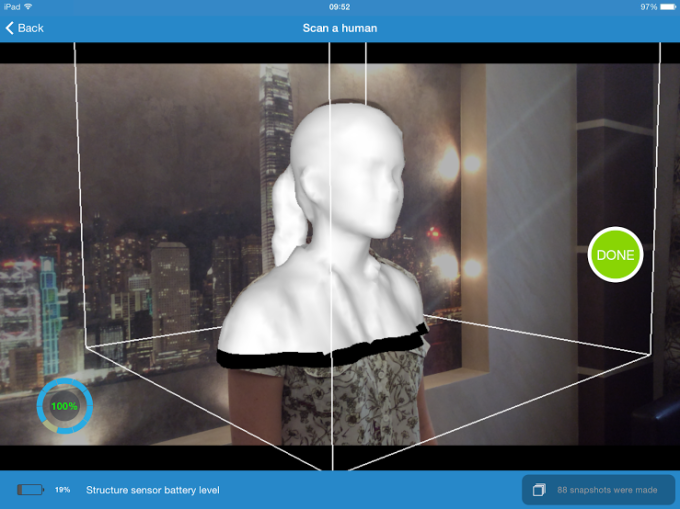An iPad App To Make All Your Selfies Go 3D | TechCrunch