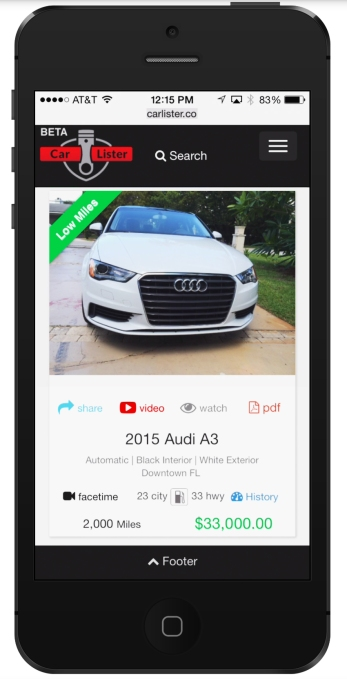 CarLister_Screenshot_browse