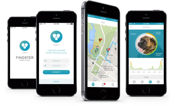 Findster S Gps Tracker Locates Missing Kids Or Pets
