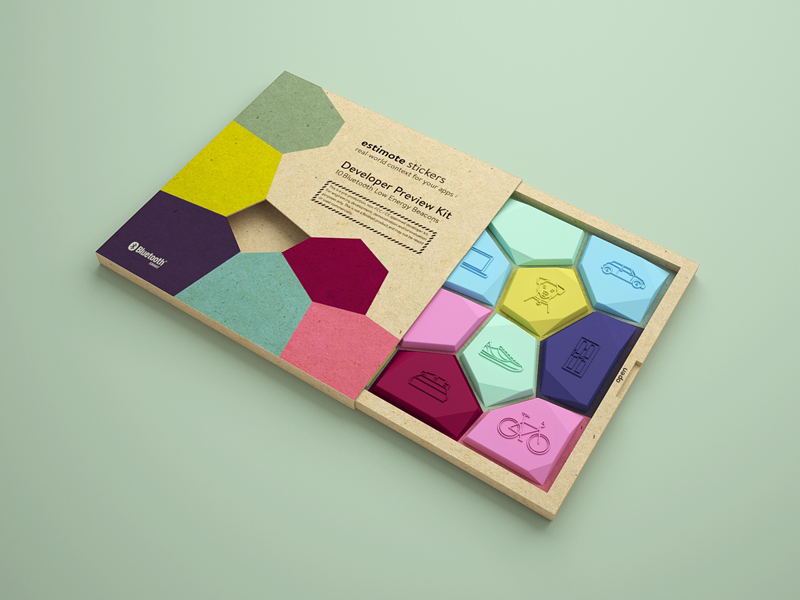 Estimote Creates An Indoor Location System Using Beacons And