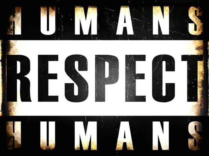 do respect get respect