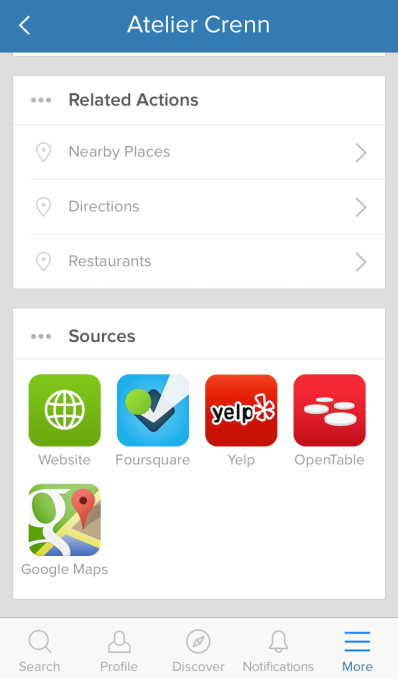 Mobile - Place 2 Sources