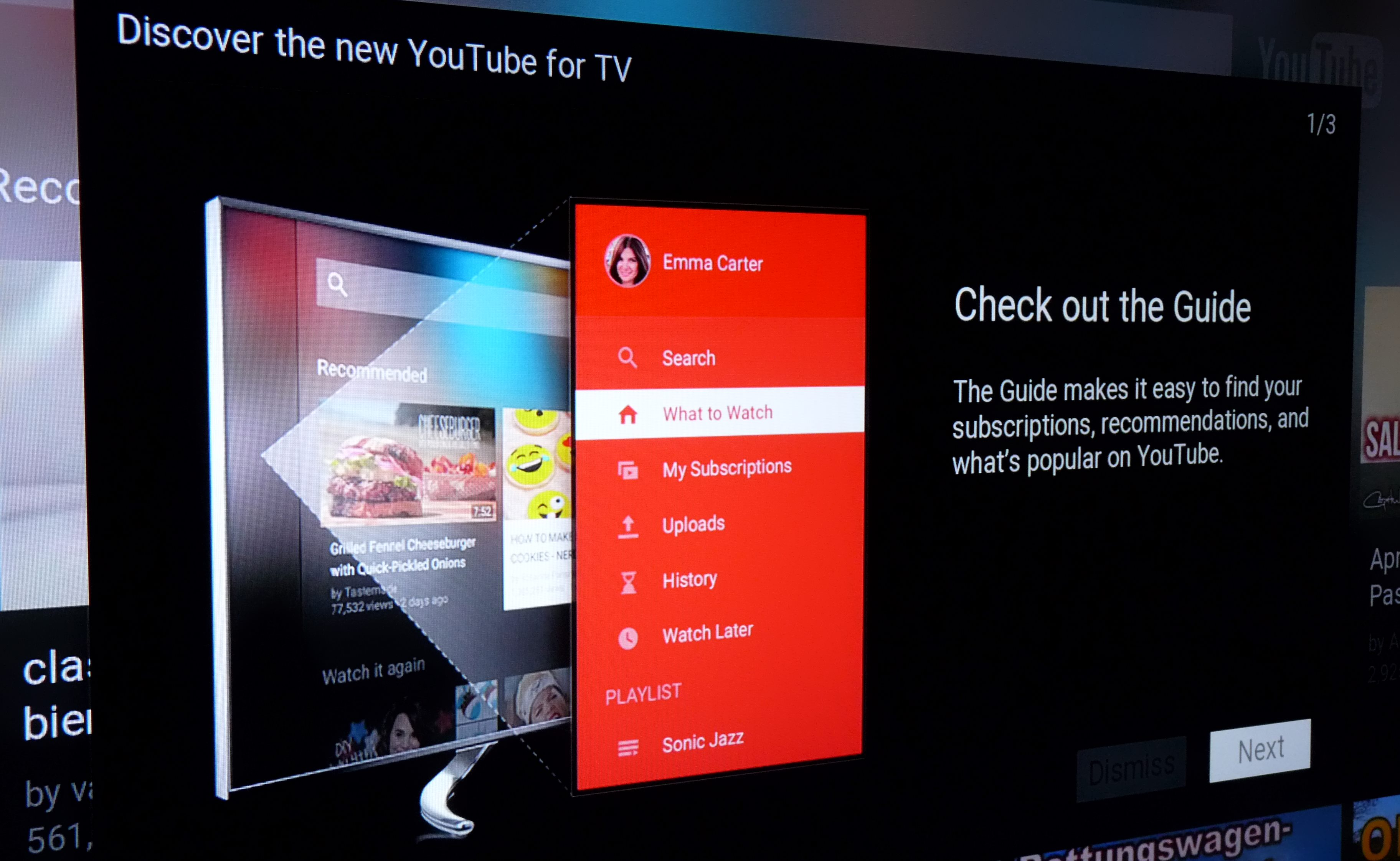 YouTube Rolls Out New TV Interface, Starts With Xbox One