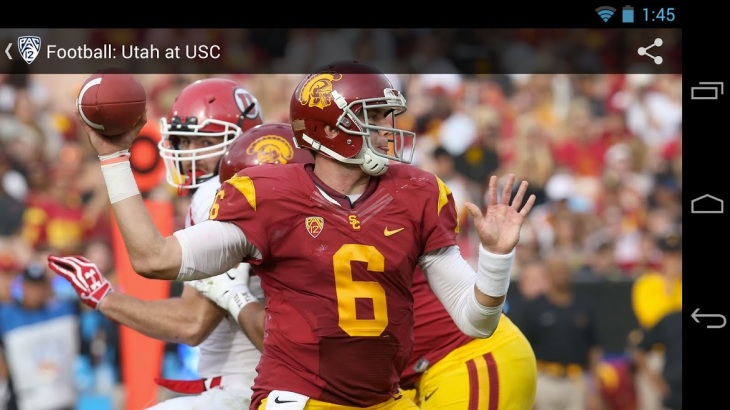 How to stream pac 12 network on ipad
