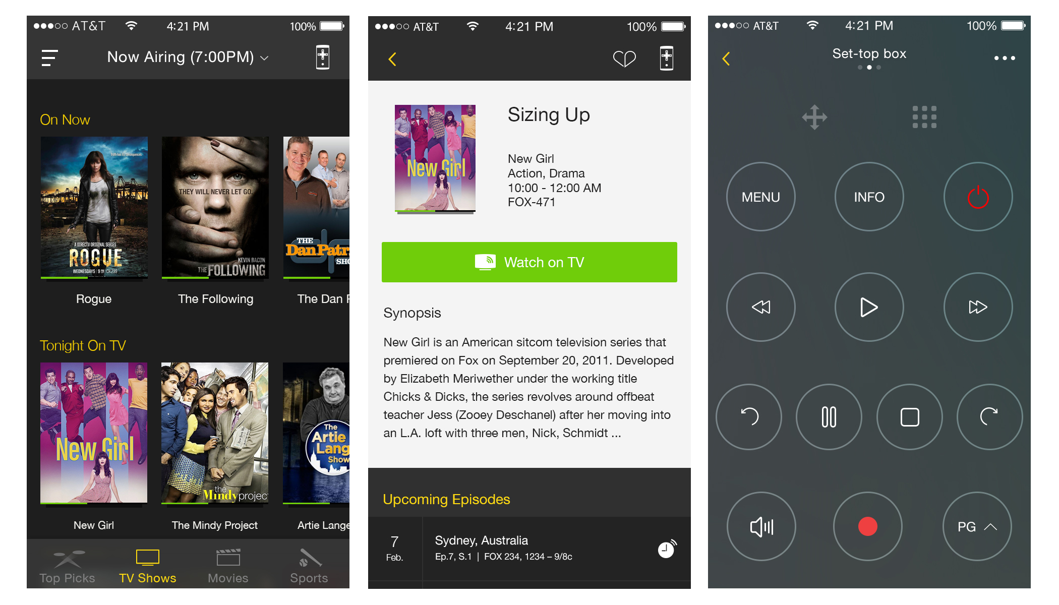 Peel Delivers A DISH And DirectTV Smart Remote For iOS – No