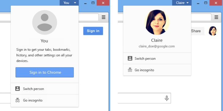 Google Launches Guest Mode For Chrome Beta | TechCrunch