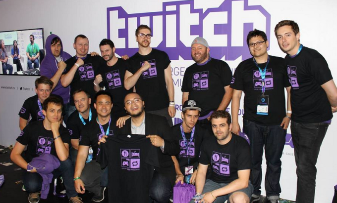 Twitch Gamescom 2014