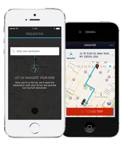 Uber Adds Turn-By-Turn Directions To Its Driver App | TechCrunch