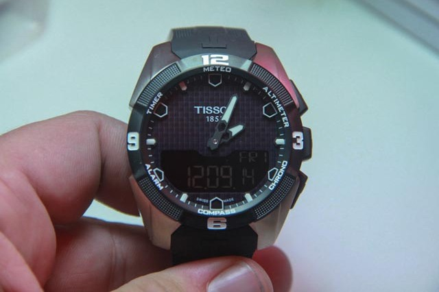 Up Close With The Tissot T Touch Solar Expert The Perennial