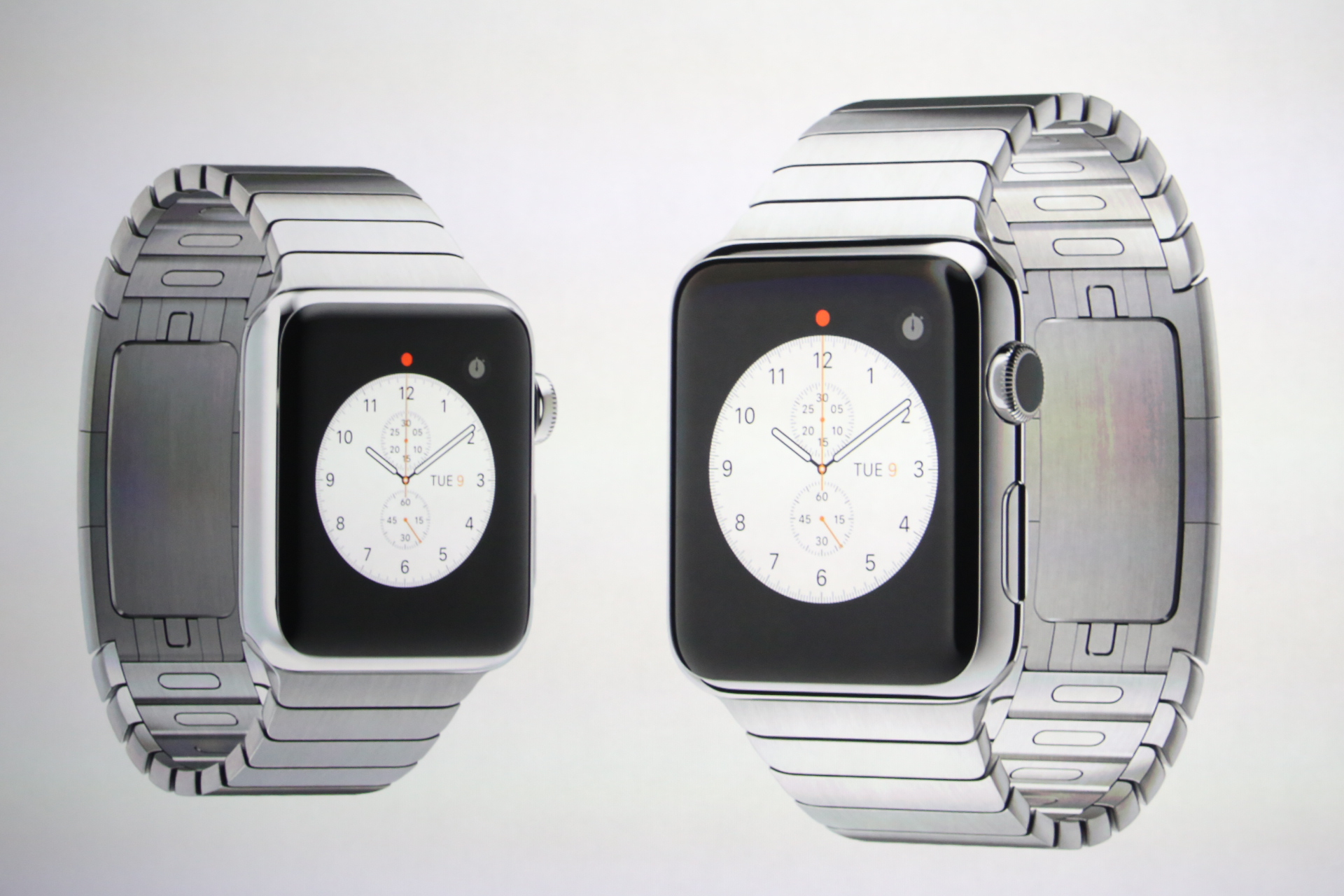 new style 3eba0 5c0fb Meet The Apple Watch | TechCrunch