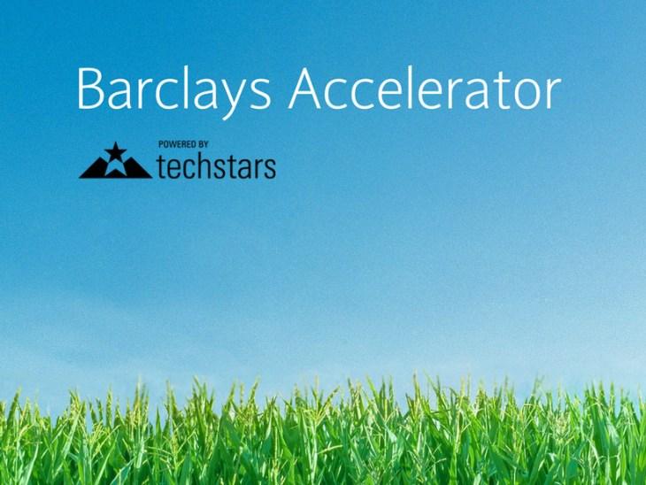 Barclays Debut London Fintech Cohort Eyes Real Estate, Wider