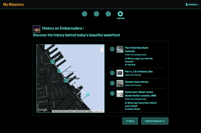 Niantic Labs Announces User-Generated Missions In Ingress