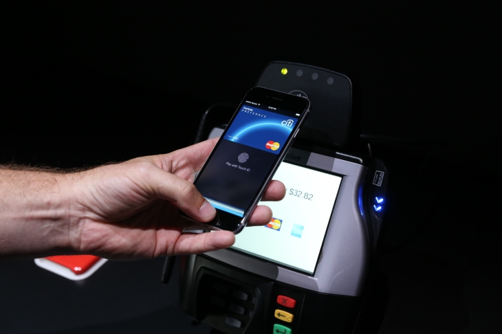 Apple Patent On The NFC Mechanics Of Apple Pay Details Its