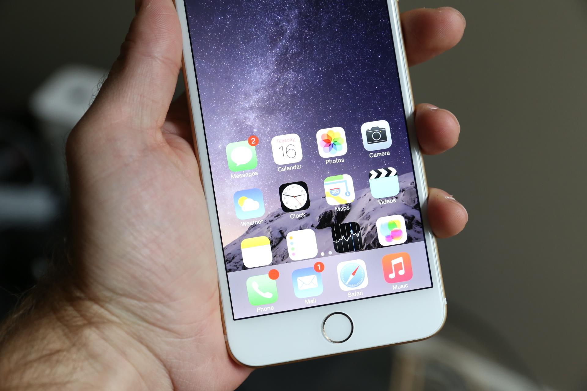 Iphone 6 plus kennenlernen
