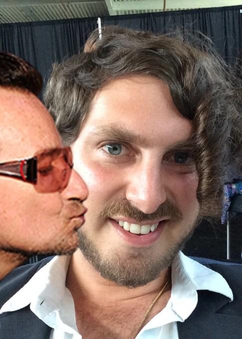 Kiss From Bono
