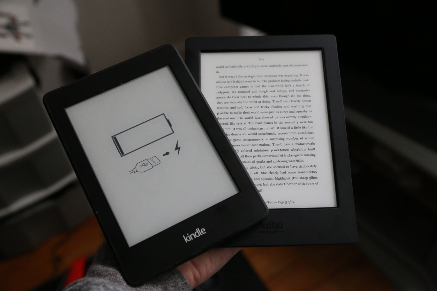 Kobo Aura H2O Review: Weather Resistance And A Great Screen