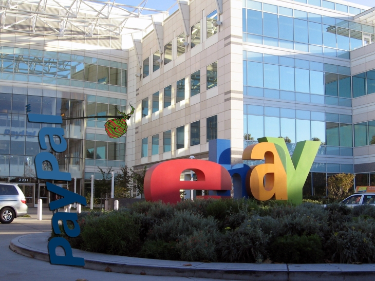 Ebay plans to relaunch ebay india after it makes 11b selling its paypal ebay hobo reheart Images