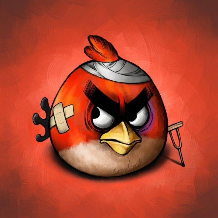 Angry Birds maker Rovio misses Q4 on sales of €73 9M, EPS of