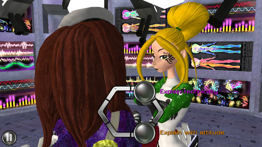 Revolution 60 iPhone game
