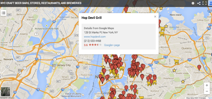 15 Of The Most Interesting Maps In Google\'s New Maps Gallery ...