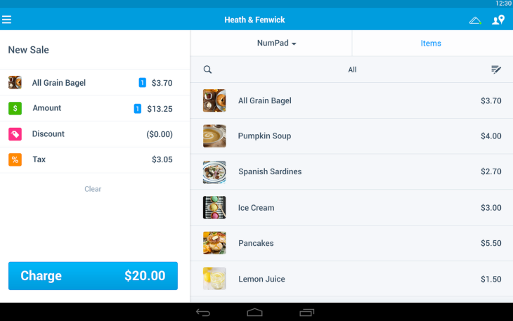 paypal here arrives on android tablets techcrunch
